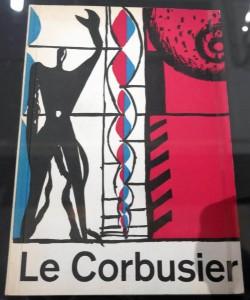 2015 Le Corbu modulor carte