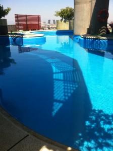 2015 torres blancas piscina ultimo piso