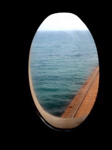 Trapani ojo ventana hotel mar
