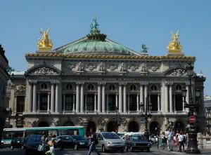 9 opera garnier exterior