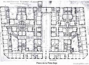 2015 fermin bereterbide planta de otra obra palacio de los patos