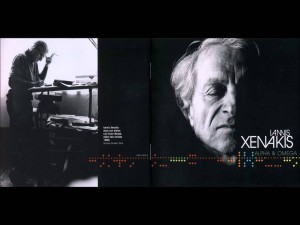 bach y la muscia Iannis Xenakis