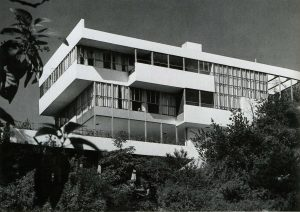cine arq lovell house de richard neutra