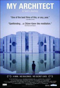 cine arq mi arquitecto el viaje de un hijo 2003
