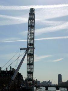 2011 Londres Eye o Millennium Wheel arq Frank Anatole (1999)