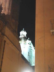 2015 Sicilia, Trapani iglesia al fondo
