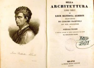 alberti de re aedificatoria libro